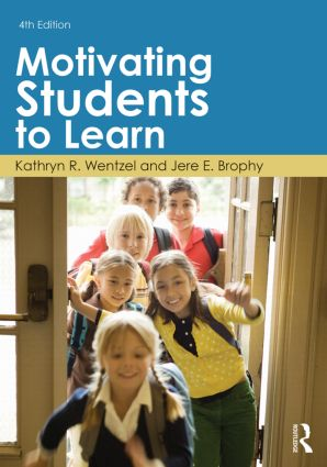 Motivating Students to Learn: 4th Edition (Paperback) book cover