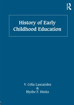 History of Early Childhood Education (Paperback) book cover