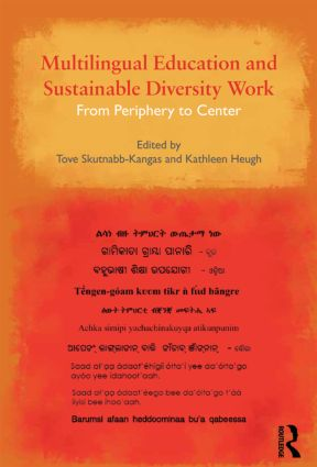 Multilingual Education and Sustainable Diversity Work: From Periphery to Center (Paperback) book cover