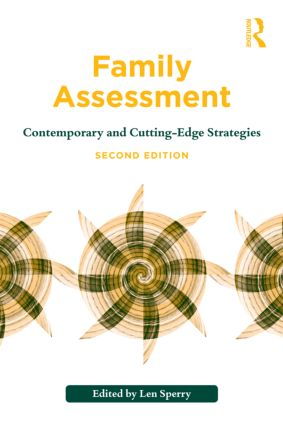 Family Assessment: Contemporary and Cutting-Edge Strategies book cover