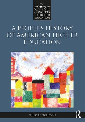 A People's History of American Higher Education book cover