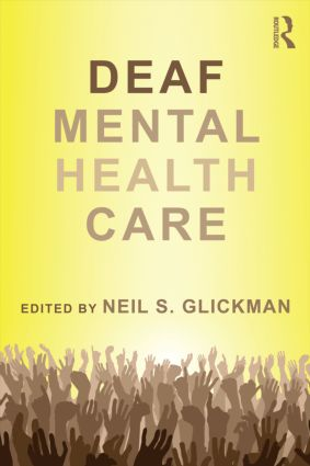 Deaf Mental Health Care book cover