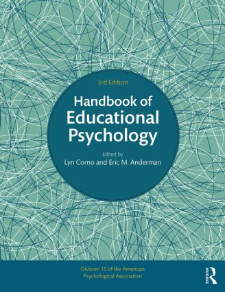Handbook of Educational Psychology: 3rd Edition (Paperback) book cover