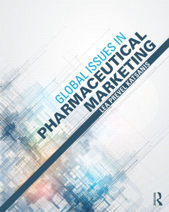 Global Issues in Pharmaceutical Marketing: 1st Edition (Paperback) book cover