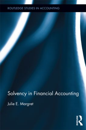 Solvency in Financial Accounting book cover