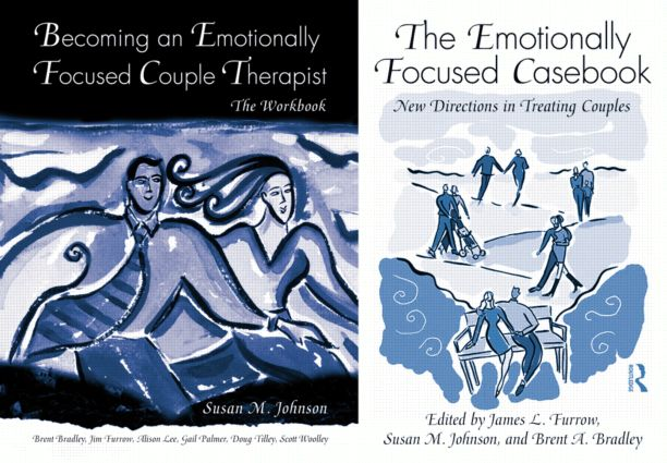 The Emotionally Focused Therapist Training Set (Pack) book cover