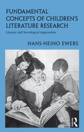 Fundamental Concepts of Children's Literature Research: Literary and Sociological Approaches (Paperback) book cover
