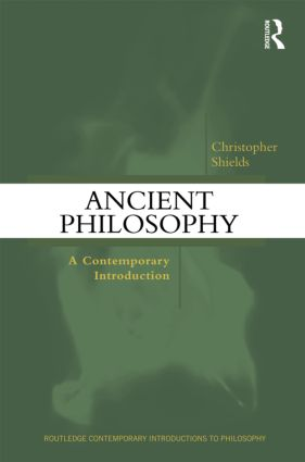 Ancient Philosophy: A Contemporary Introduction (Paperback) book cover