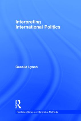 Interpreting International Politics book cover