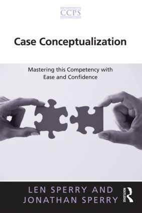 Case Conceptualization: Mastering this Competency with Ease and Confidence book cover