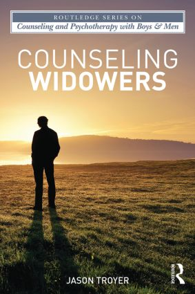 Counseling Widowers (Paperback) book cover