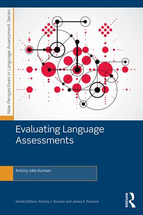 Evaluating Language Assessments book cover