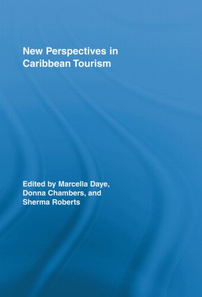 New Perspectives in Caribbean Tourism (Paperback) book cover