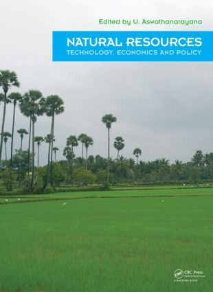 Natural Resources - Technology, Economics & Policy: 1st Edition (Paperback) book cover