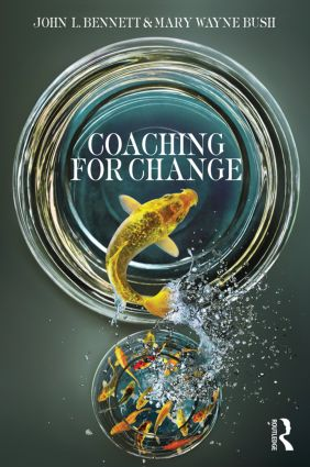 Coaching for Change: 1st Edition (Paperback) book cover