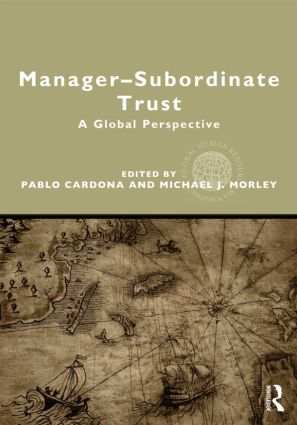 Manager-Subordinate Trust: A Global Perspective book cover