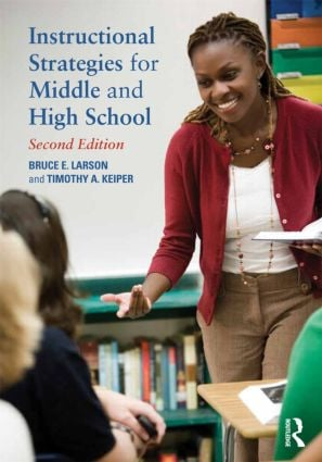 Instructional Strategies for Middle and High School: 2nd Edition (Paperback) book cover