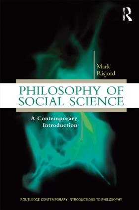 Philosophy of Social Science: A Contemporary Introduction book cover