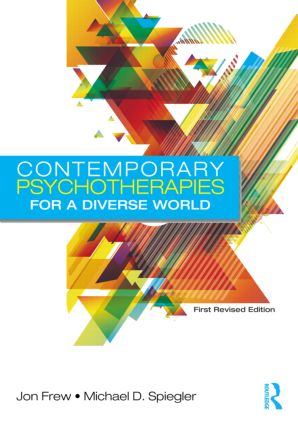 Contemporary Psychotherapies for a Diverse World: First Revised Edition (Hardback) book cover