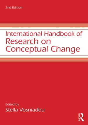 International Handbook of Research on Conceptual Change book cover