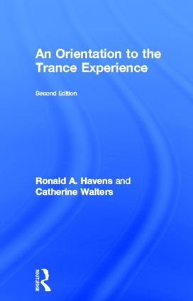 An Orientation to the Trance Experience: 1st Edition (Audio CD) book cover