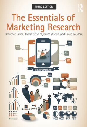 The Essentials of Marketing Research: 3rd Edition (Paperback) book cover