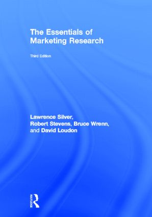 The Essentials of Marketing Research: 3rd Edition (Hardback) book cover
