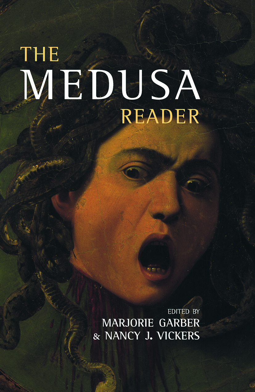 The Medusa Reader: 1st Edition (Hardback) book cover