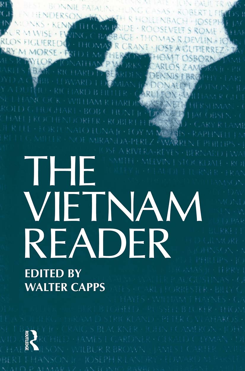 The Vietnam Reader: 1st Edition (Paperback) book cover