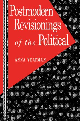 Postmodern Revisionings of the Political: 1st Edition (Paperback) book cover