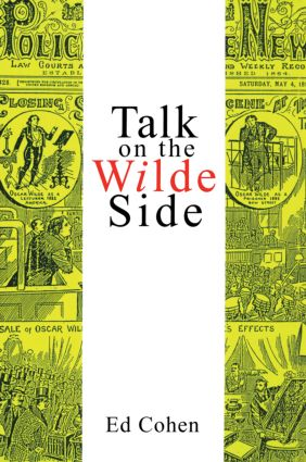 Talk on the Wilde Side: 1st Edition (Paperback) book cover