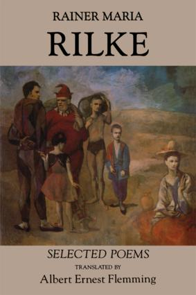 Rainer Maria Rilke: Selected Poems, 1st Edition (Paperback) book cover