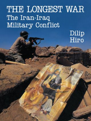 The Longest War: The Iran-Iraq Military Conflict (Paperback) book cover