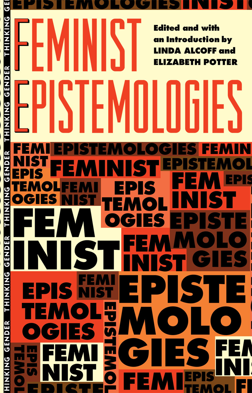 Feminist Epistemologies book cover