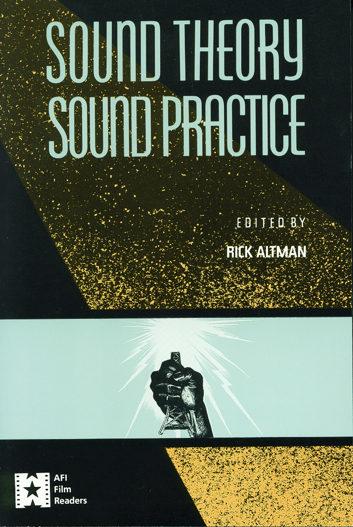 Sound Theory/Sound Practice book cover