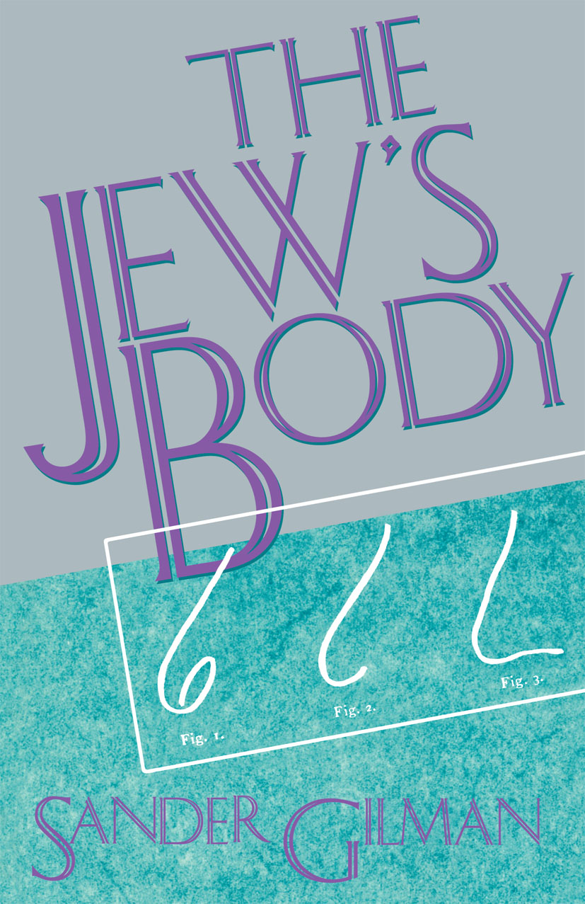 The Jew's Body: 1st Edition (Paperback) book cover