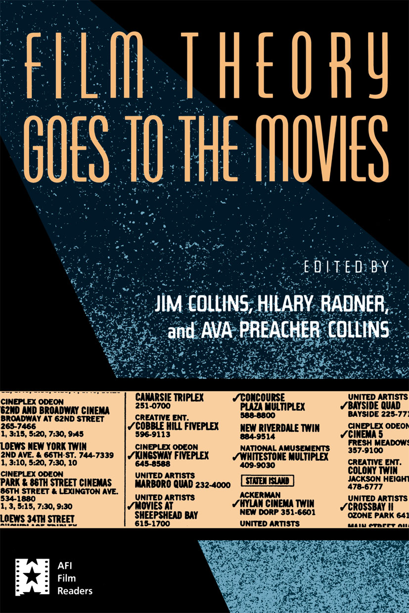 Film Theory Goes to the Movies: Cultural Analysis of Contemporary Film book cover