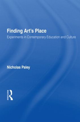 Finding Art's Place