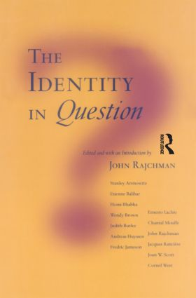 The Identity in Question (Paperback) book cover