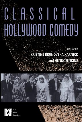 Classical Hollywood Comedy (Paperback) book cover