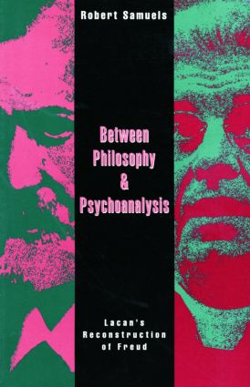 Between Philosophy and Psychoanalysis