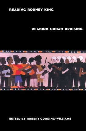 Reading Rodney King/Reading Urban Uprising book cover