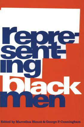 Representing Black Men: 1st Edition (Paperback) book cover