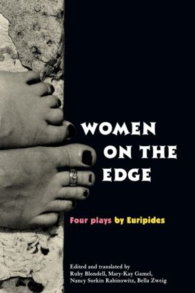 Women on the Edge: Four Plays by Euripides book cover