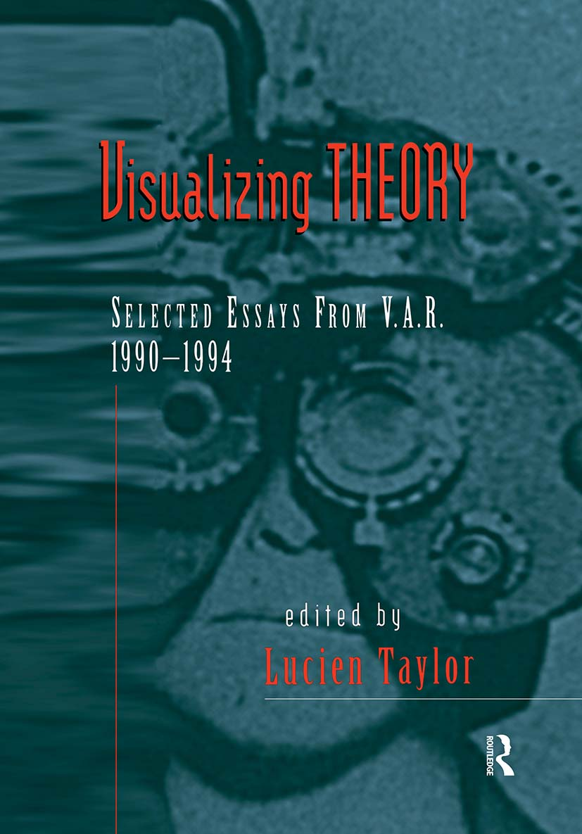 Visualizing Theory: Selected Essays from V.A.R., 1990-1994, 1st Edition (Paperback) book cover