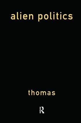 Alien Politics: Marxist State Theory Retrieved, 1st Edition (Hardback) book cover