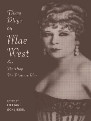 Three Plays by Mae West