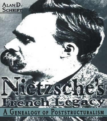 Nietzsche's French Legacy: 1st Edition (Paperback) book cover