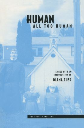Human, All Too Human: 1st Edition (Paperback) book cover