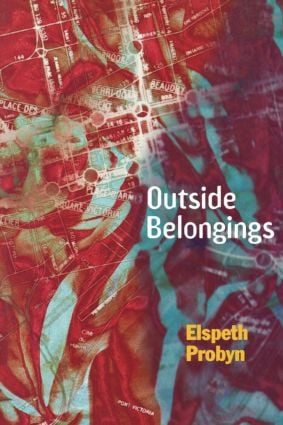 Outside Belongings (Paperback) book cover